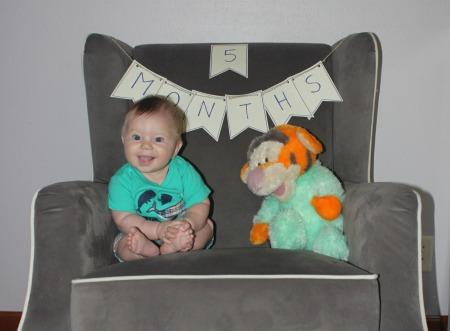 5 Months Micah