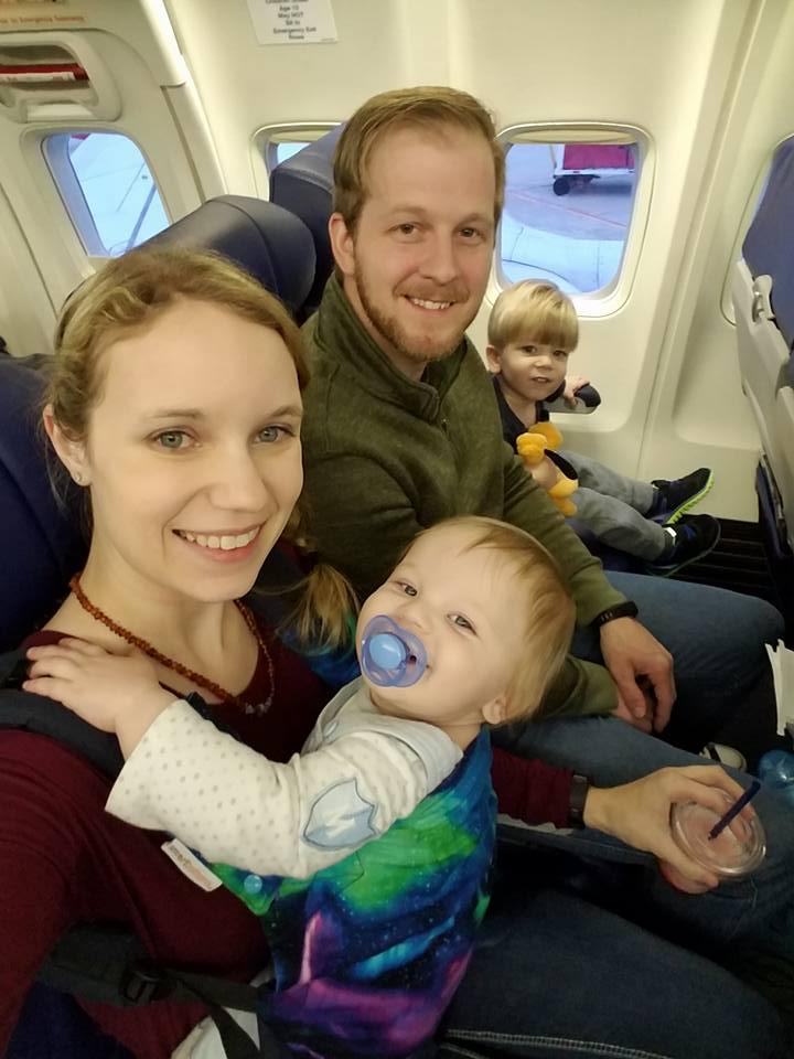 Disney Plane Ride